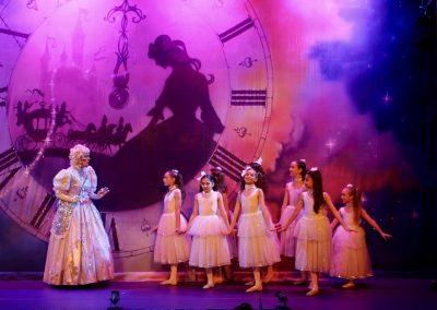 Fairy Godmother with Fairies