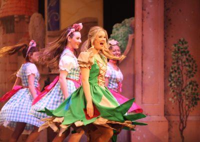 Cinderella Dancing