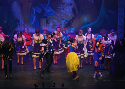 Snow White and the Prince Dancing